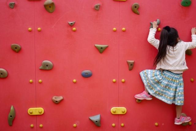 ボルダリングは滋賀でも大人気!子供にボルダリングを体験させるなら【ロックメイト】へ